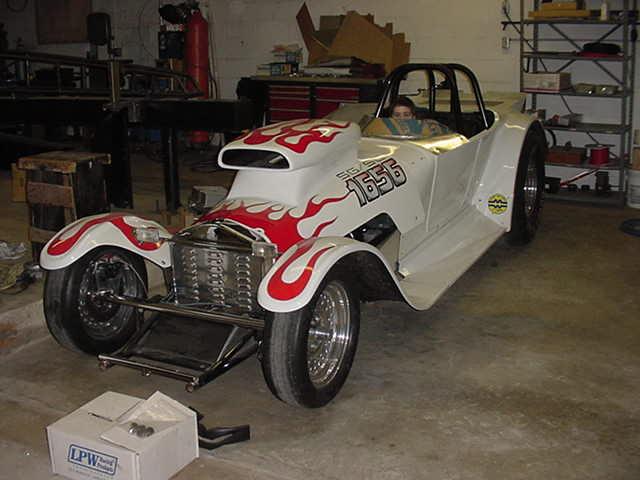 Dougs Roadster