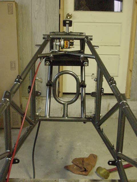 dragster frame